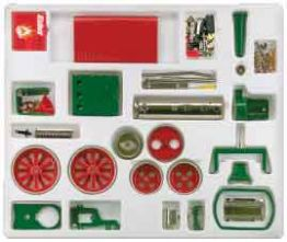 Wilesco Steam Roller Kit - Green - D375. Free UK delivery !
